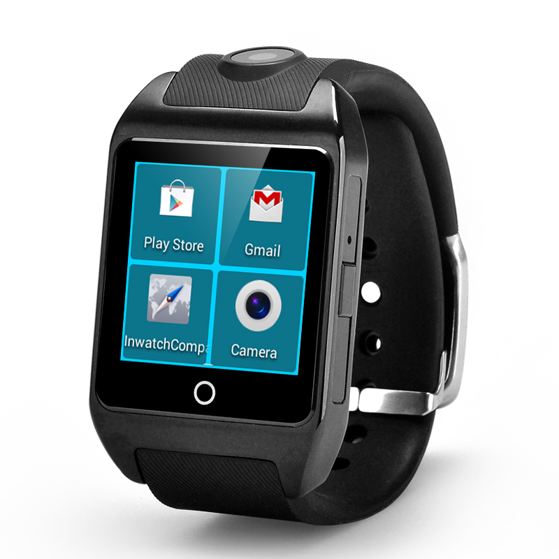 Wholesale inWatch Z Android Watch Phone (IP57, 1.63 Inch Transflective Sap