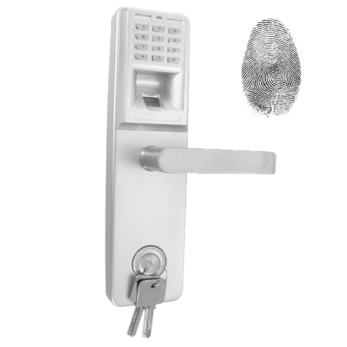 Wholesale Fingerprint and Access Code Deadbolt Door Lock - Right