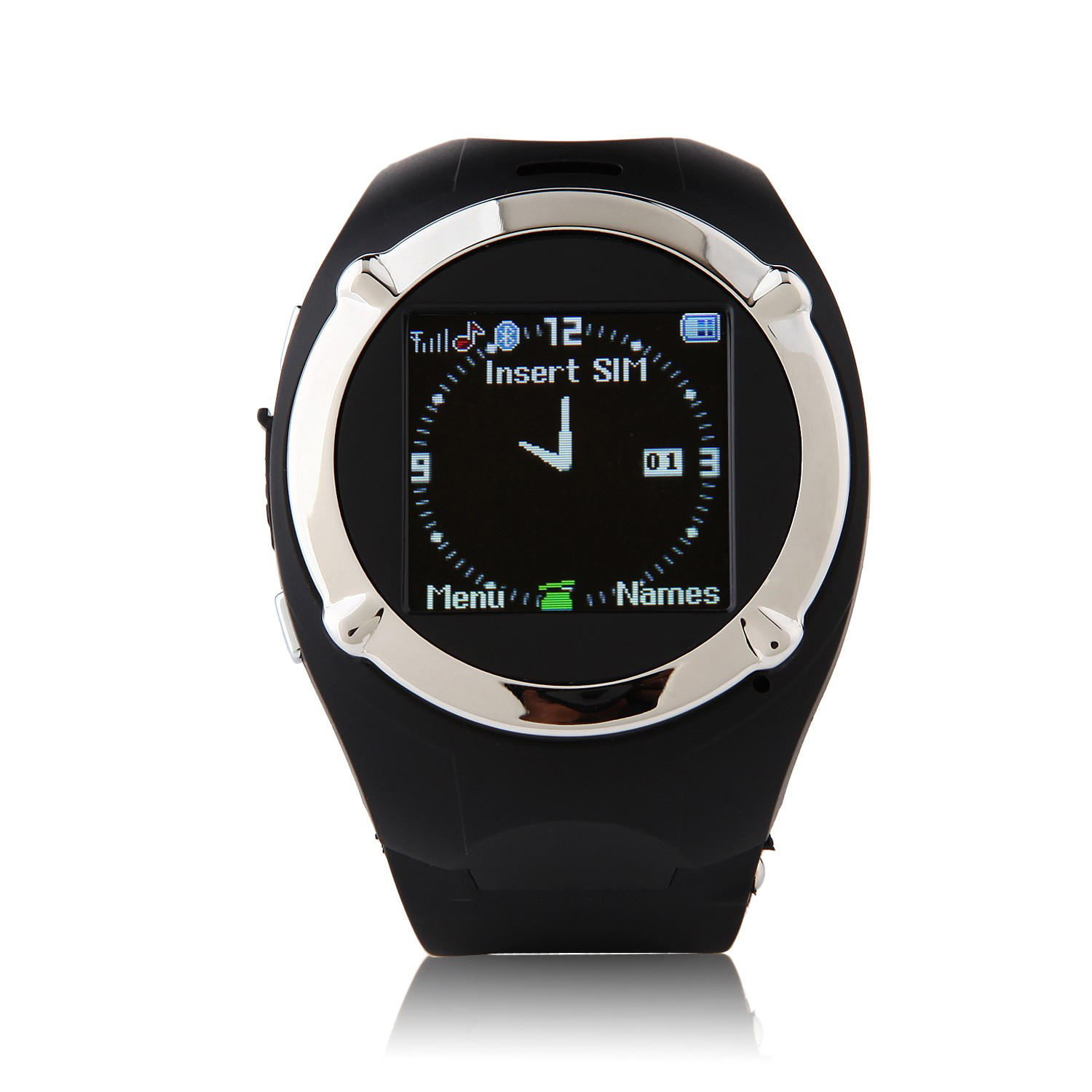 Wholesale ZGPAX MQ998 Watch Phone (Bluetooth, FM, Camera)