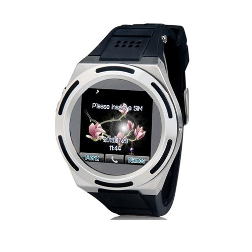 Wholesale 1.54 Inch Waterproof Watch Phone with Bluetooth,MP3 MP4 Player,Q