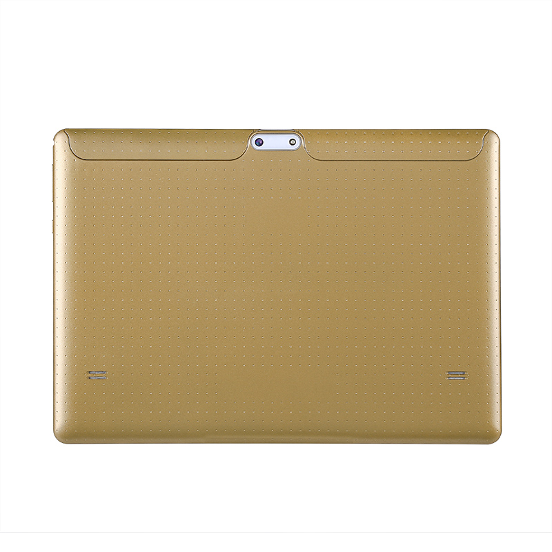 10.1 Inch 3G Android Tablet (Octa Core CPU, Bluetooth 4.0, OTG, 2GB RAM, 16GB, Gold)