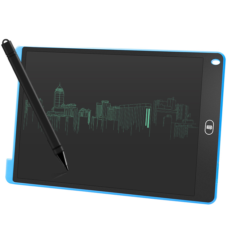 Wholesale Flexible 12 Inch Electronic Drawing Tablet for Kids and Adults