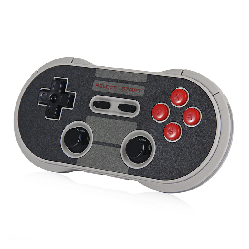 Wholesale Nes30 Pro Bluetooth 4.0 USB Retro Gamepad Game Controller for Switch / Android / Windows / Mac