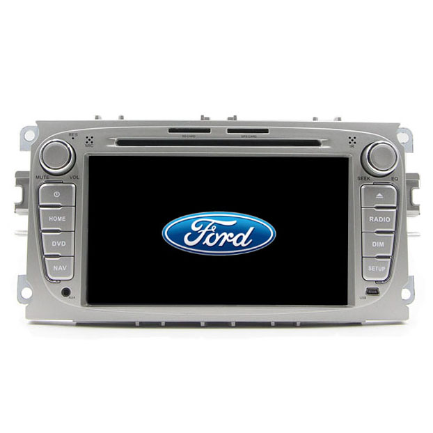 Wholesale 7 Inch Touchscreen Car DVD Player for Ford Focus 2008 (Bluetooth, GPS, WiFi, CAN BUS)