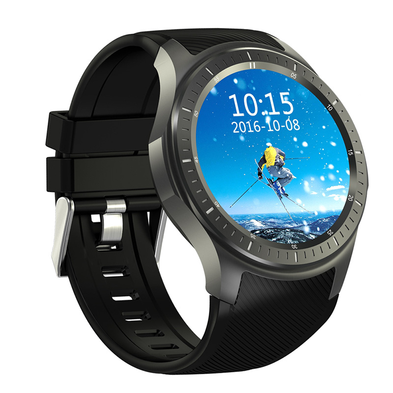 Wholesale DOMINO DM368 3G Android Smartwatch Phone (Bluetooth 4.0, 8GB, 40