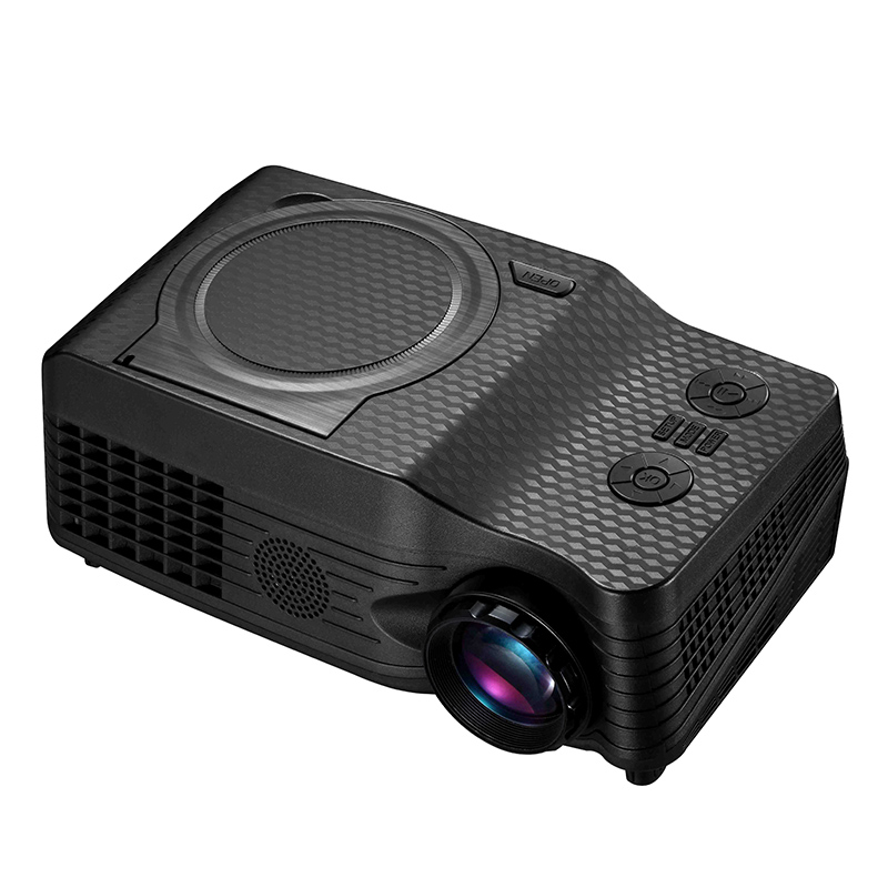 Wholesale Projector + Region-free DVD Player (Built-in Speakers, 5 Inch LC