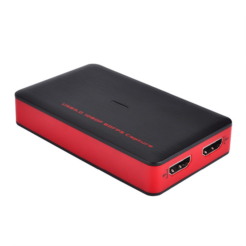 Wholesale Ezcap 261 USB 3.0 1080p Video Recorder (Audio + Video Recording, 60FPS, Plug And Play)