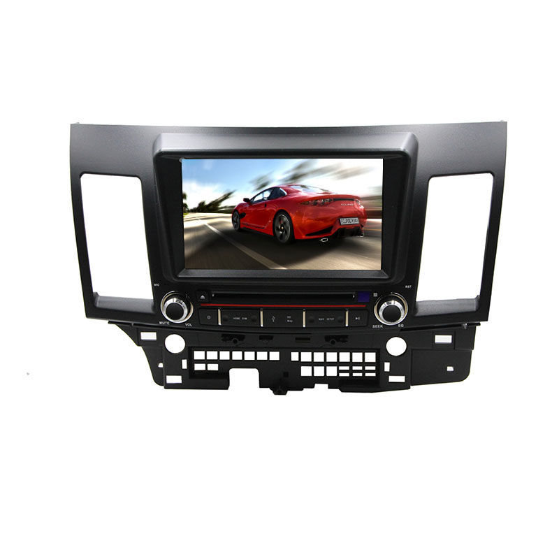 Wholesale 8 Inch HD Car DVD Player for MITSUBISHI Lancer EX2010 (Bluetooth, GPS Navigation, Handsfree Calls)