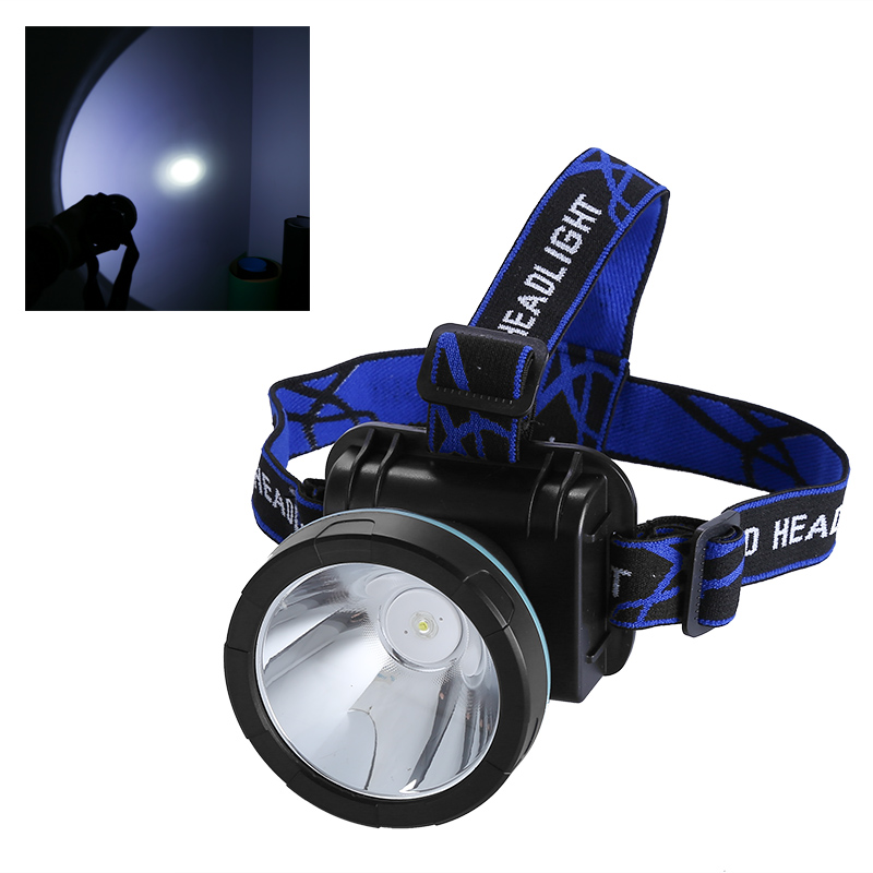 Wholesale High Power Waterproof LED Headlamp (5W XPE LED, 1200mAh, 130LM)