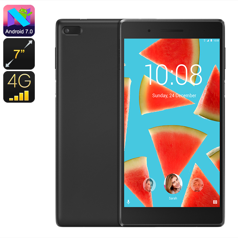 Wholesale Lenovo Tab 7 Essential 7 Inch Android 7.0 Tablet PC with 4G Phone (Quad Core CPU, OTG, 16GB)
