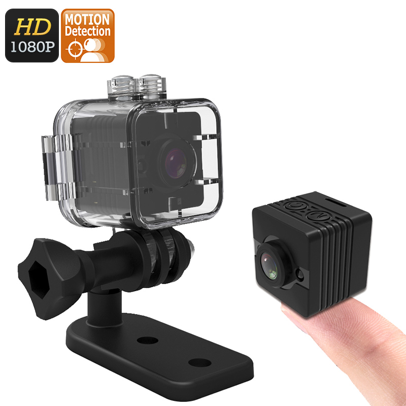 Wholesale Ultra Mini FHD Sports Action Camera (Loop Recording, Motion Detection, Night Vision)