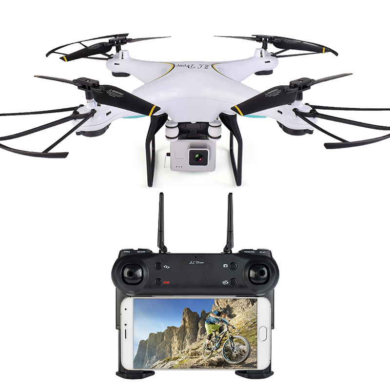 Wholesale RC Drone SG600 (460p Camera, FPV Support, WiFi, 750mAh Battery,