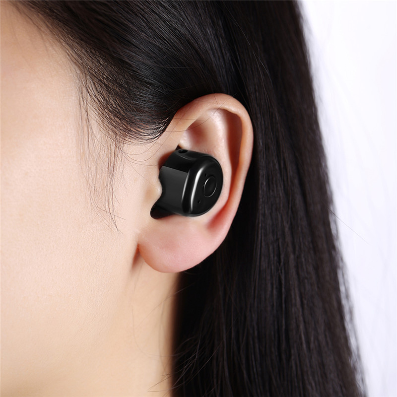 Wholesale T1 TWS Bluetooth Earphone with Mic (True Wireless Stereo, Twins)