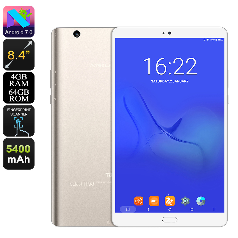 Wholesale Teclast T8 8.4 Inch Hexa-Core Android Tablet PC (4GB RAM, Finger
