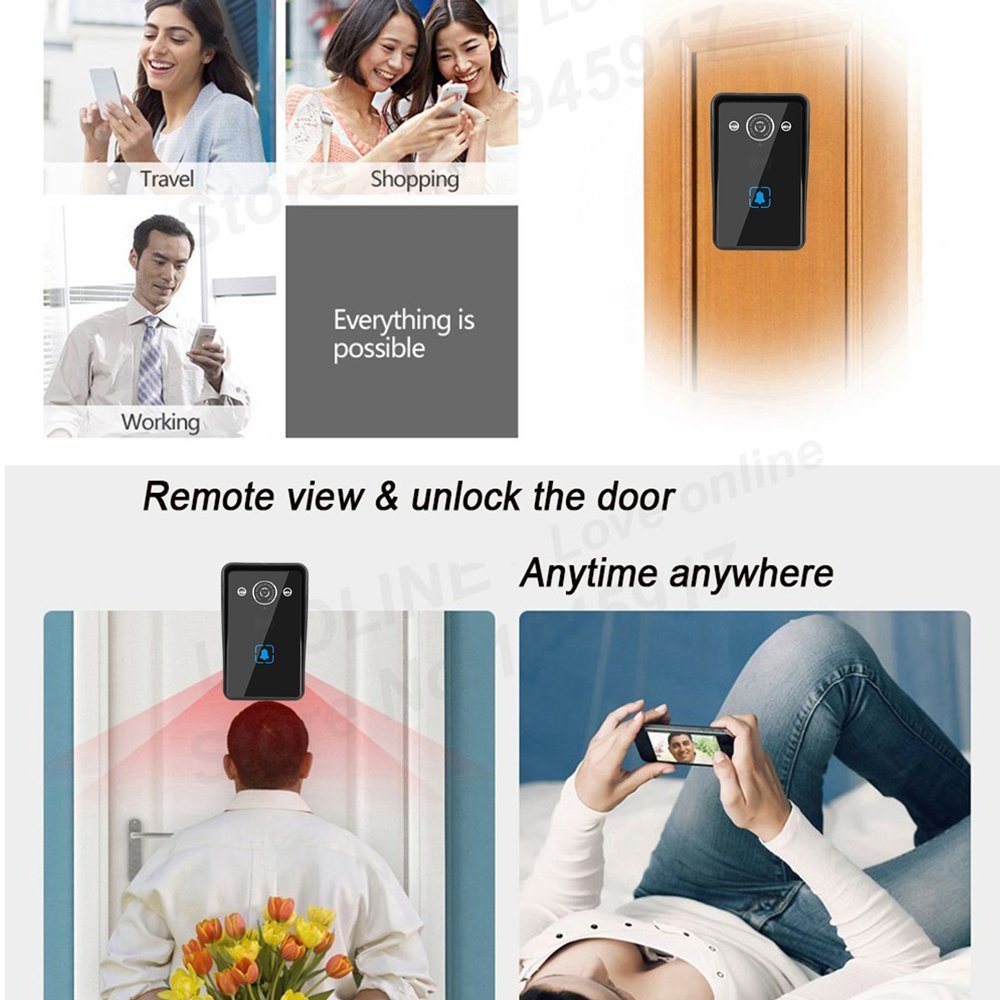 images/bulk-wholesale/Video-Doorbell-CMOS-Sensor-APP-Support-Night-Vision-Dual-Way-Audio-Remote-Unlock-HD-Footage-3000mAh-Battery-plusbuyer_5.jpg
