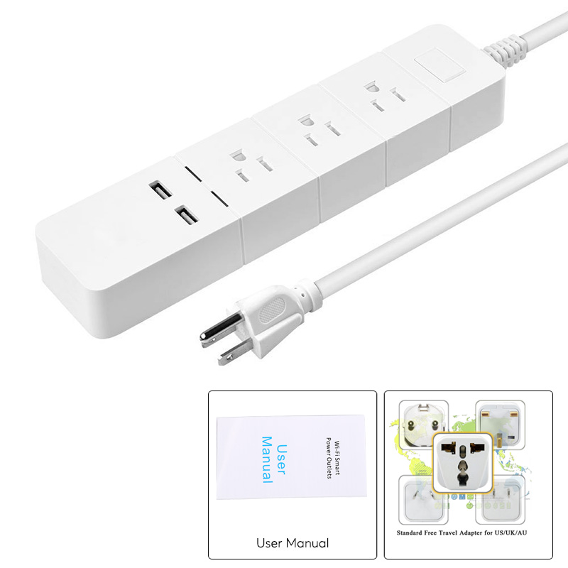 images/bulk-wholesale/Wi-Fi-Power-Strip-Type-B-3x-Type-B-Sockets-2-USB-Ports-17M-Cable-Wi-Fi-Connectivity-for-iOS-Android-plusbuyer_9.jpg