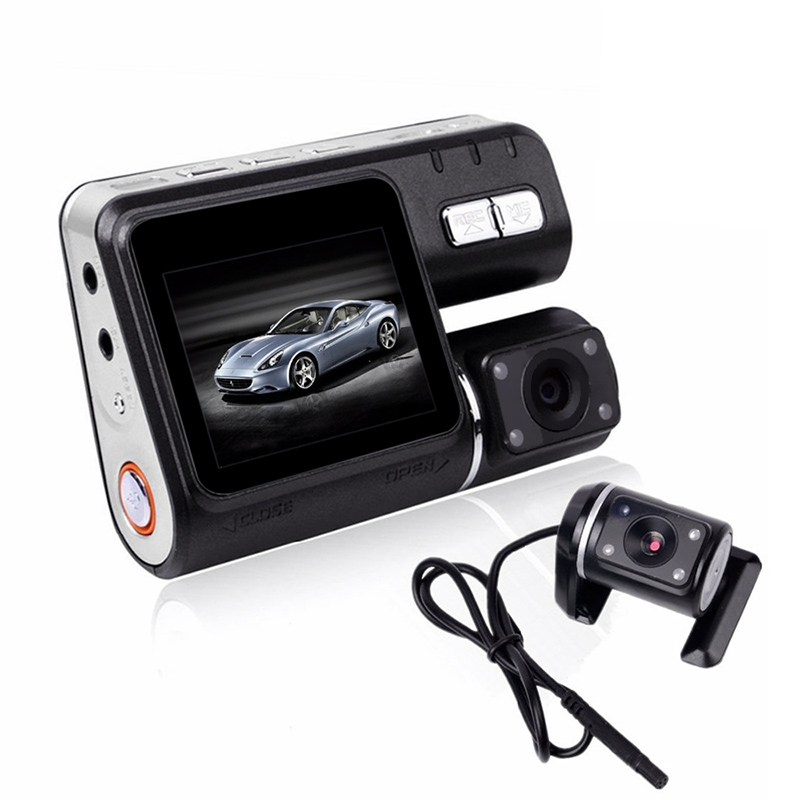 Wholesale XC2 Full HD Car DVR (12MP Sensor, FHD Video at 30FPS, G-Sensor, Loop Recording, Ignition Start, 2 Inch Screen)