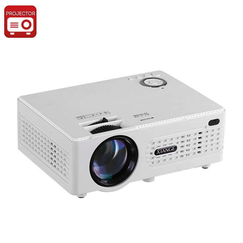 Wholesale Xiange LCD Projector (3.8 Inch LCD Imaging System, 200 Lumens, Keystone Correction, 80 - 130 Inches Display)