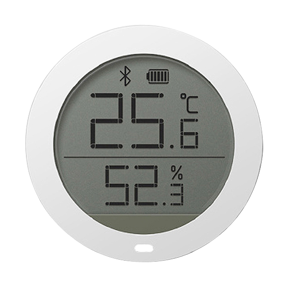 Wholesale Xiaomi Bluetooth Temperature and Humidity Sensor (LCD Screen, APP Control, Highly Accurate)