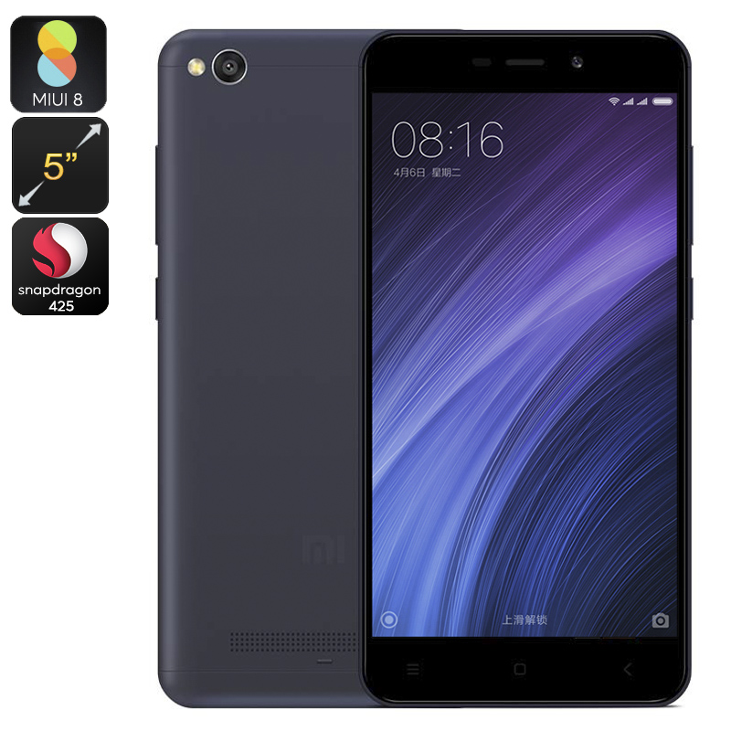 Wholesale Xiaomi Redmi 4a 5 Inch Android Smartphone (4G, Dual SIM, Quad Co
