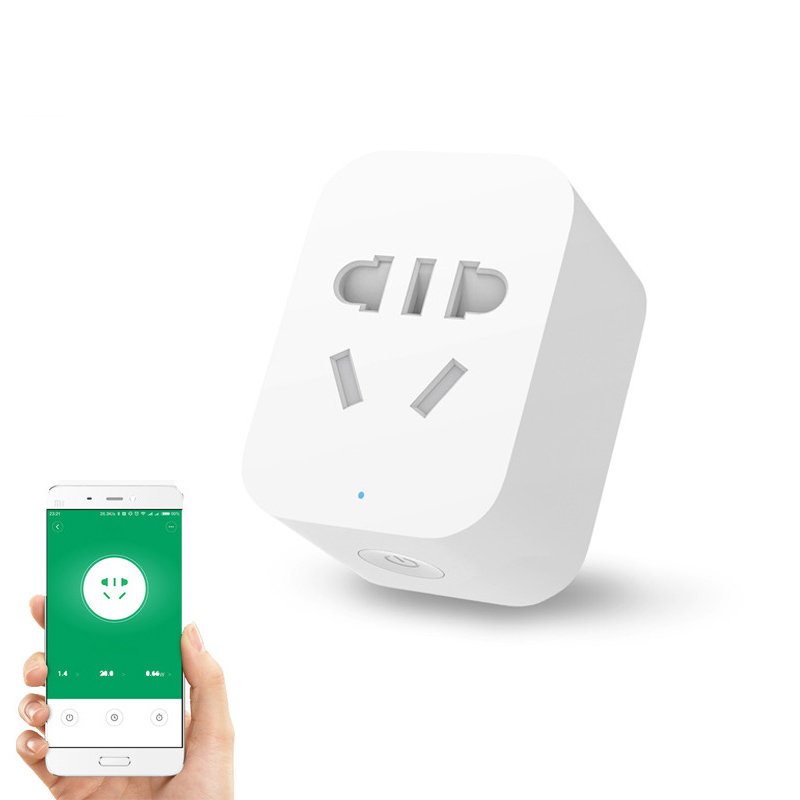 Wholesale Xiaomi Smart Wi-Fi Socket (USB Port, APP Control)