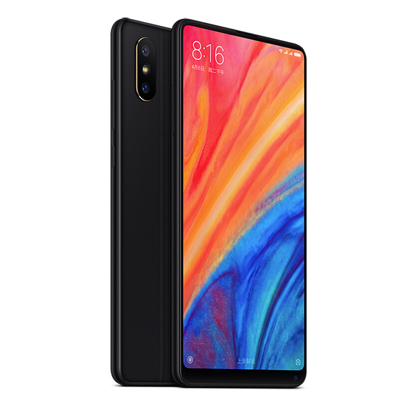 "Wholesale Xiaomi Mix 2S 5.99"" 2K Android Phone (Octa-Core, 8GB RAM, Bluetooth 5.0, 12MP Dual Rear Camera, 256GB, Black)"