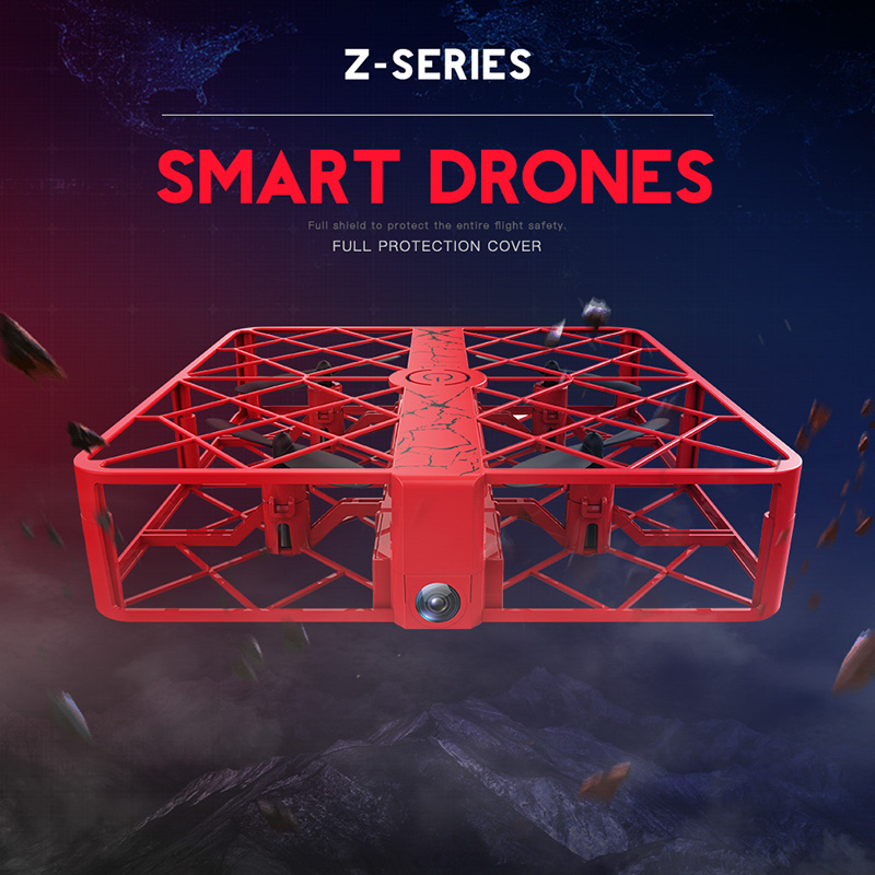Zhicheng Z8 Box Frame Style 3D Flip Drone with 720P Camera