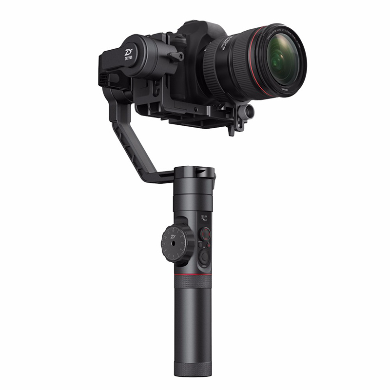 Wholesale Zhiyun Crane 2 Gimbal Stabilizer for DSLR/Mirrorless Camera (Anti-Shake, Unlimited Rotation, Quick Control Dial Design, 6000mAh)