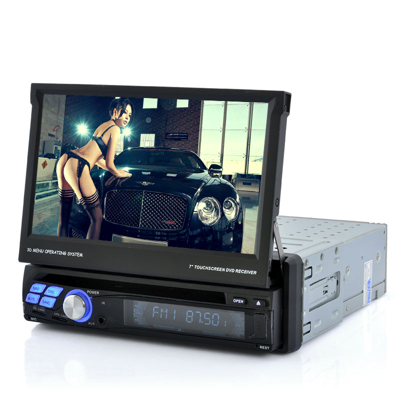 Wholesale Road Patronage - 1 DIN Android Car DVD Player (7 Inch, 3G, WiFi, 4x50W, Bluetooth)