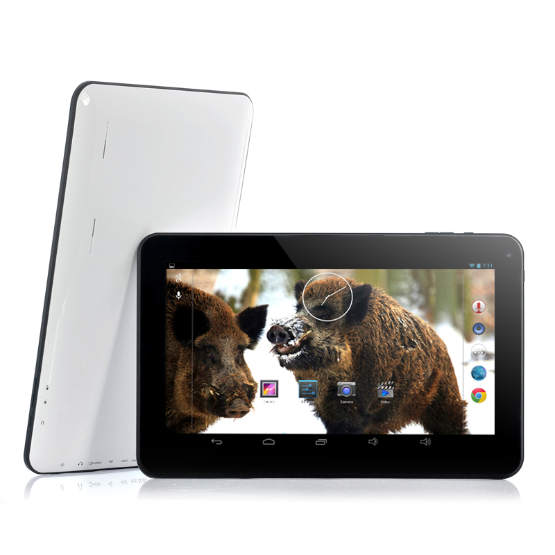 Boar - 10.1 Inch Android 4.2 Tablet PC (1.2GHz Dual Core, 1024x600, 5000mAh, 8GB)