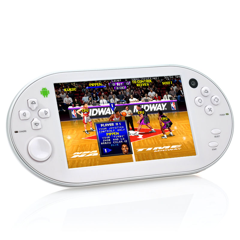 Wholesale Emulation - 5 Inch Game Android Tablet (Gaming Console, Emulator, 1.2GHz Dual Core, 8GB)