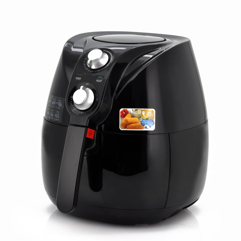 Wholesale Healthy Air Fryer with 800g Capacity - No Oil Needed