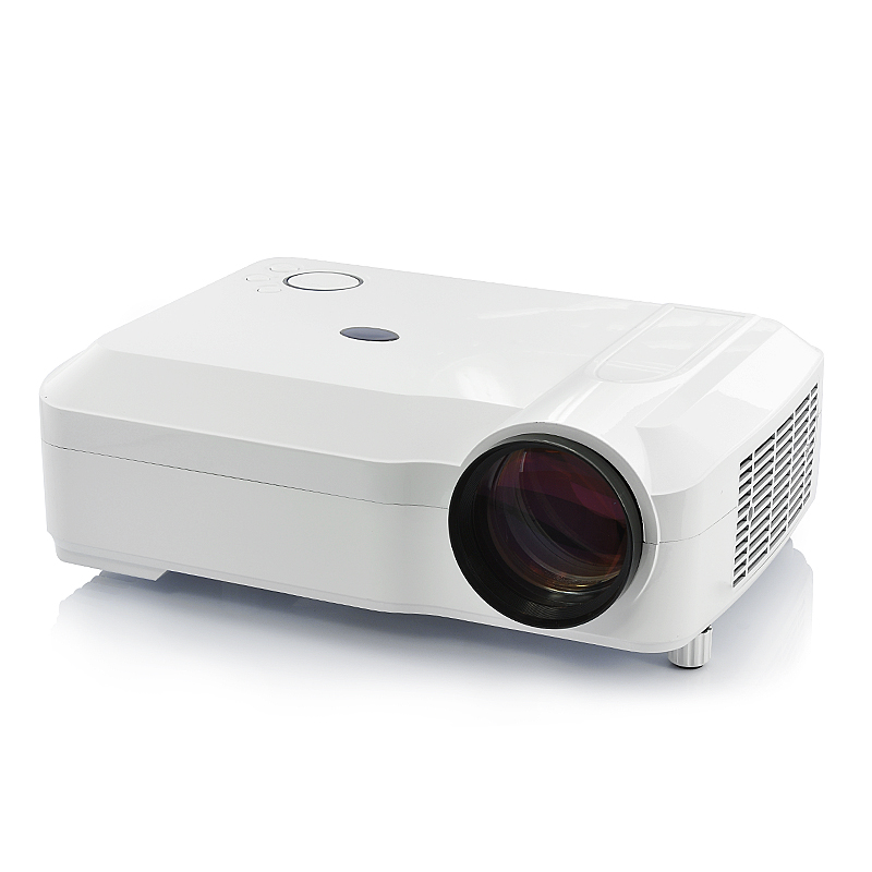 Wholesale HD Fantasy - Dual Core Android 4.2 HD Projector (2800 Lumens, 2000:1, 1.4GHz, WiFi, White)