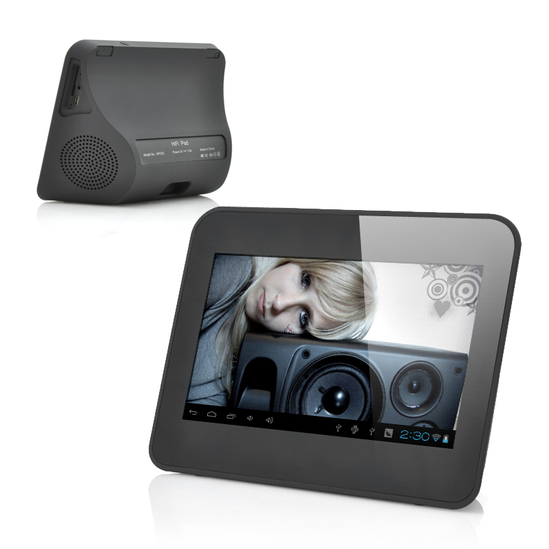 Wholesale Audio-Droid - 7 Inch Android Tablet With HiFi Speakers (1GHz CPU, 4GB Internal Memory)