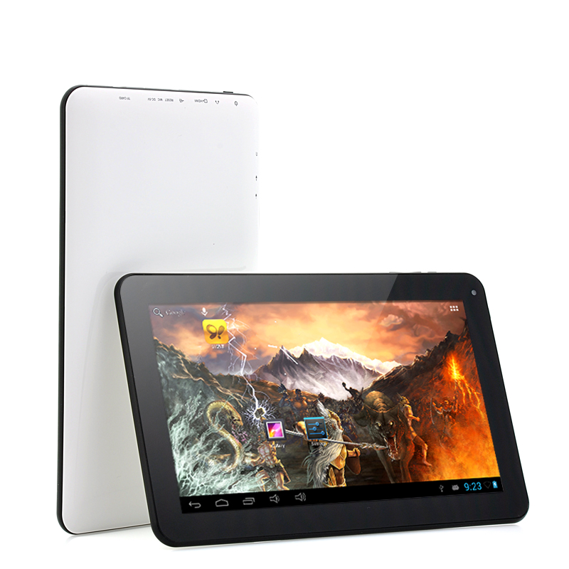 Wholesale Ragnarok - Budget 10.1 Inch Android 4.1 Tablet PC (Mali 400 GPU, 1024x600, 8GB)