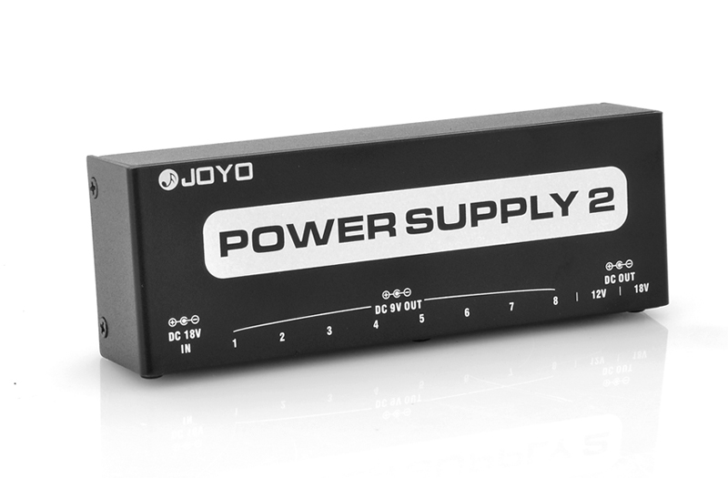 Joyo Power Supply2 Isolated Power Supply For Effect