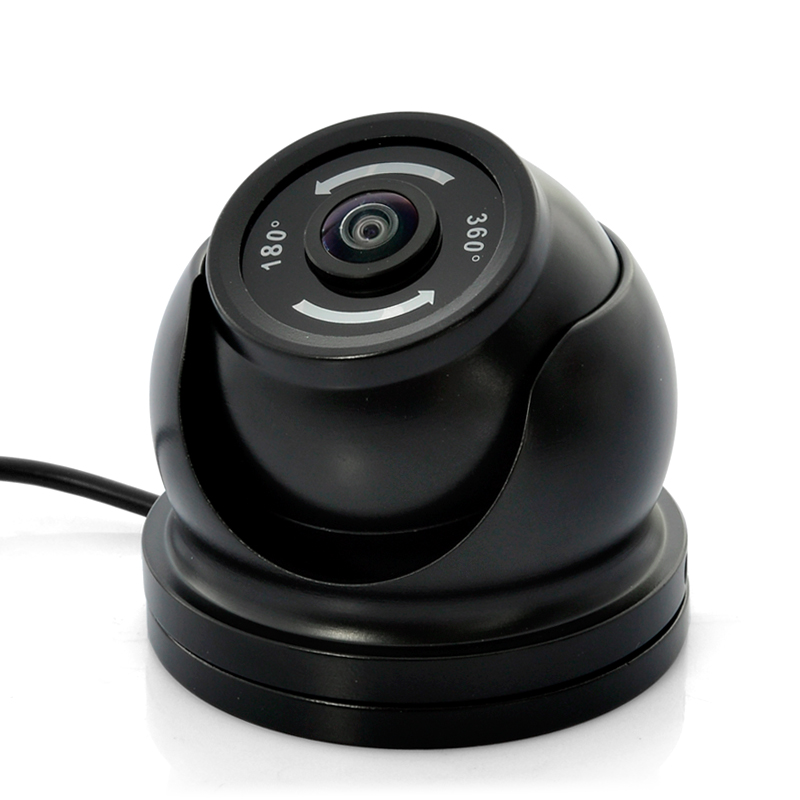 Wholesale PicoCCTV - Mini Security CCTV Dome Camera (1/3 Inch CCD, 180 Deg