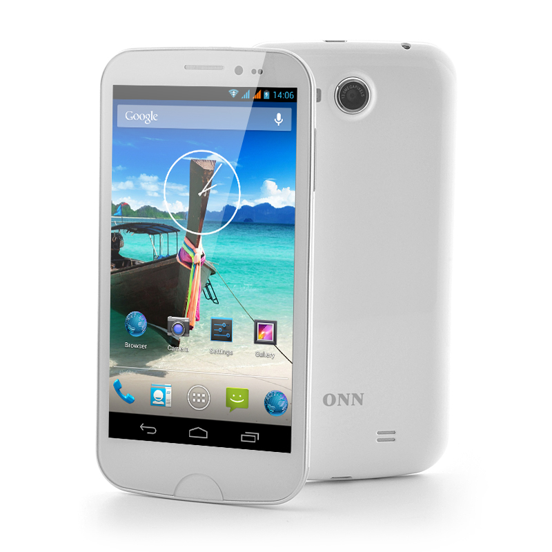 images/buy-electronics/Quad-Core-1-2GHz-Android-4-2-Phone-ONN-V9-5-7-Inch-Screen-8-Megapixel-Rear-Camera-1GB-RAM-4GB-Internal-Memory-White-plusbuyer.jpg