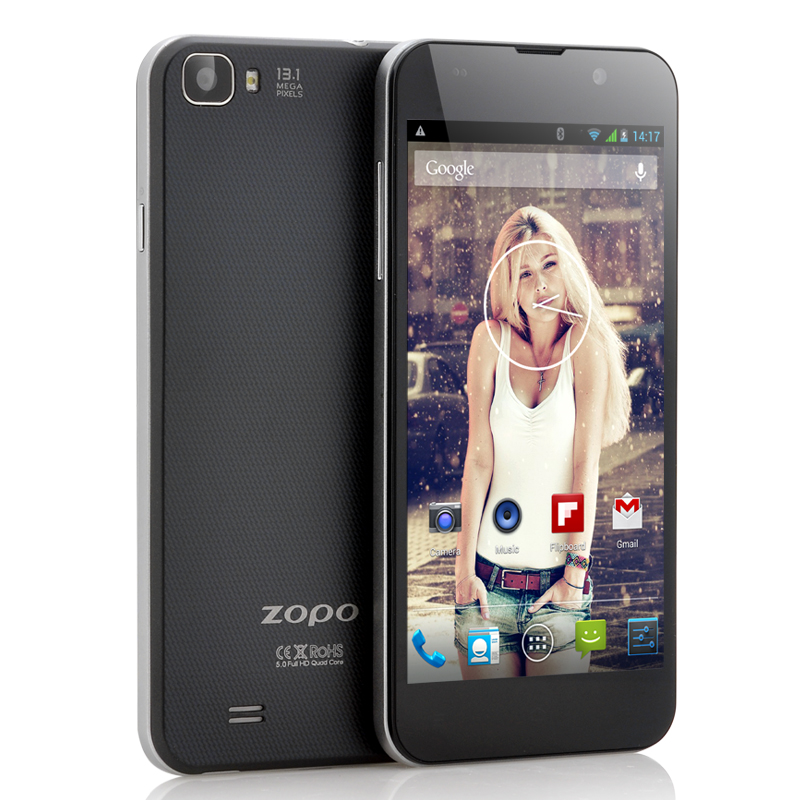 Wholesale ZOPO ZP980-16GB - 5 Inch FHD Quad Core Android Phone (441PPI Ret