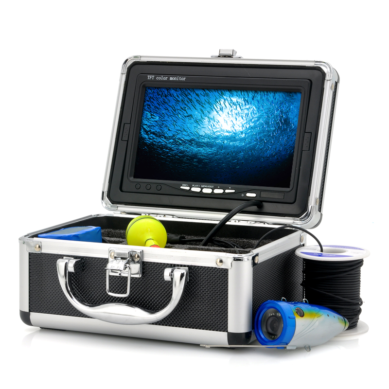 Wholesale Underwater Fishing Camera with 7 Inch Monitor And Hard Carrying