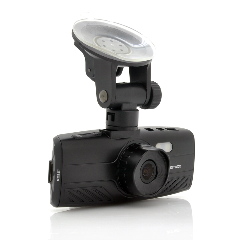 Wholesale Car-Cam - 1080p Full HD Car DVR (2.7 Inch Screen, G-Sensor, HDMI