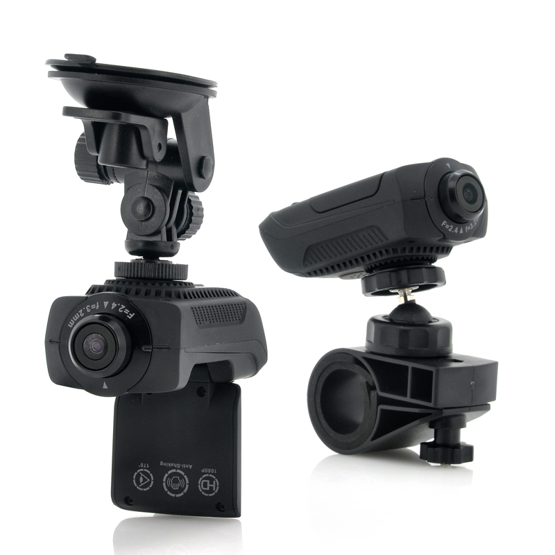 Wholesale Velocity - 1080p HD Sport Action Camera And Car Dash Cam (5MP Se