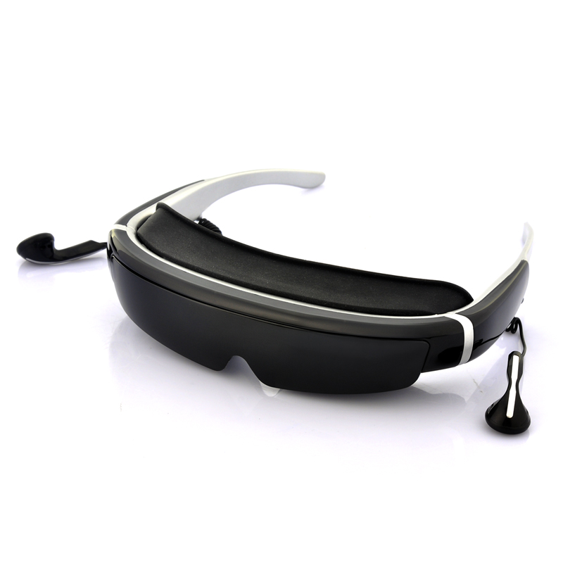 Wholesale Eye-Theater - 98 Inch Virtual Screen 3D Video Glasses with 950mAh Battery - 8GB