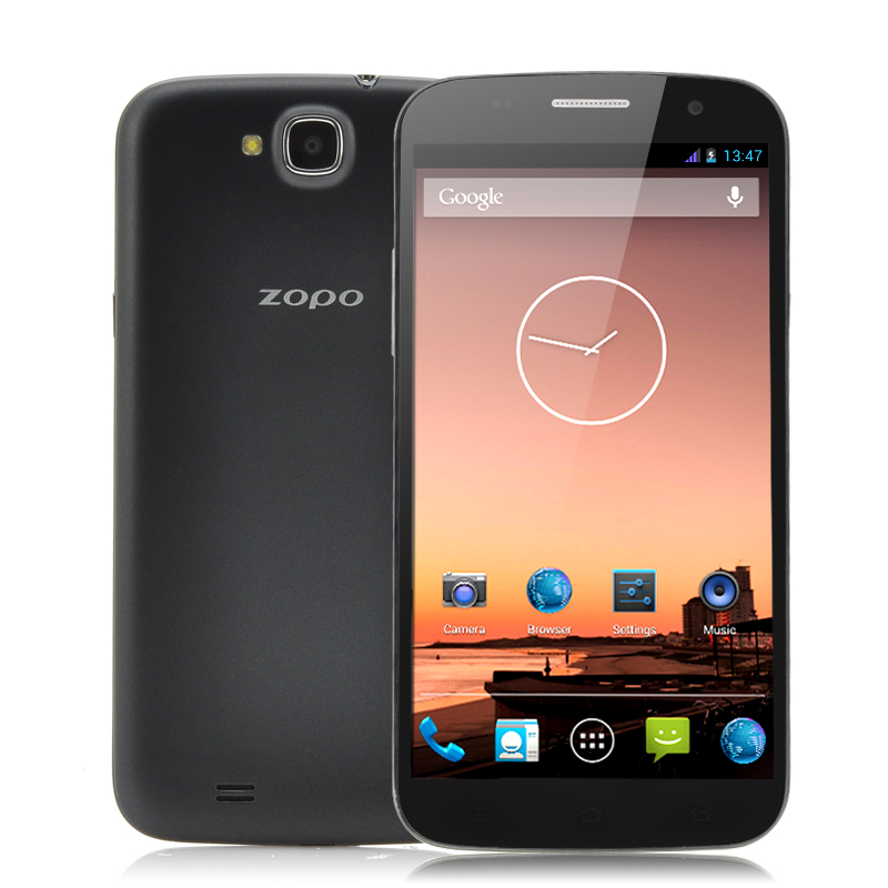 Wholesale ZOPO ZP990 - 6 Inch Android 4.2 Phablet (1.5GHz Quad Core, 2GB RAM, 32GB, Full HD 1080p, 441 PPI, Gorilla Glass)