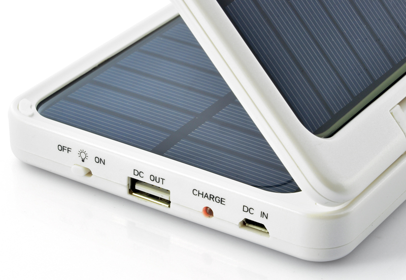 Solar Charger - 7000mAh Solar Power Bank with LED Light (Dual Solar ...: www.plusbuyer.com/solar-charger-7000mah-solar-power-bank-with-led...