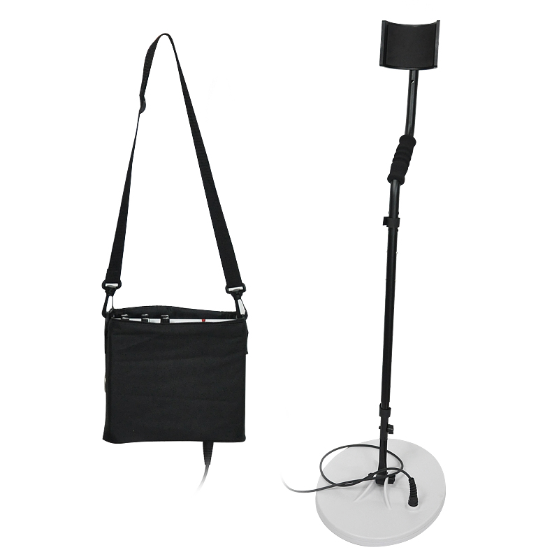 Wholesale Nugget - Metal Detector With 9.5 Inch Waterproof Detection Plate And Hard Carrying Case