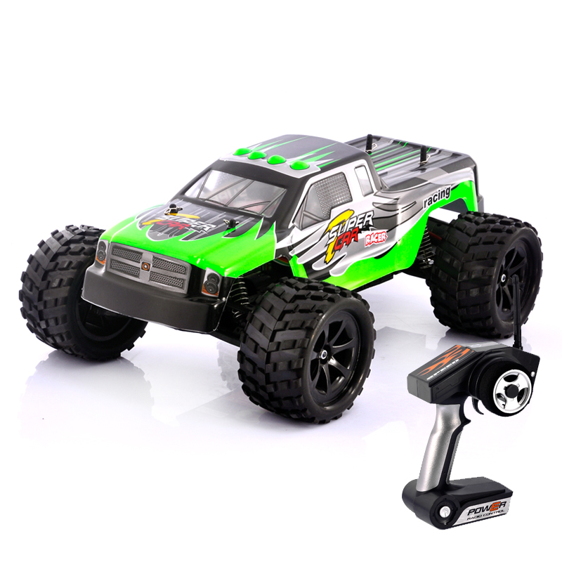 Wholesale Terminator - 1: 12 Scale Model Monster RC Truck (40 km/h Top Speed, All Terrain)