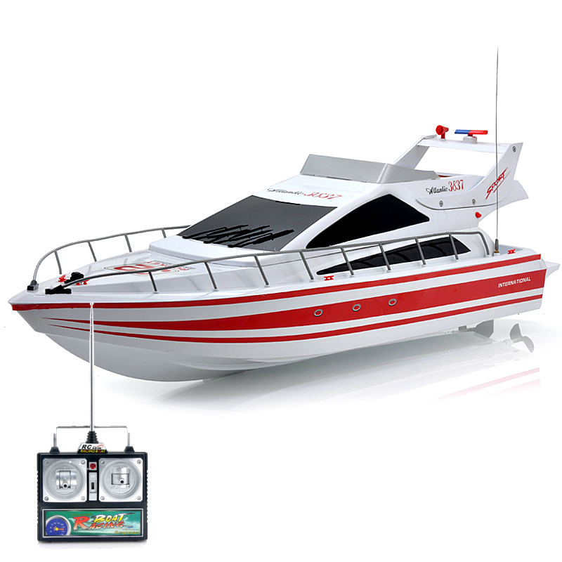 Wholesale Atlantic - RC Racing Boat (Dual Professional 380 Class Motor, 40