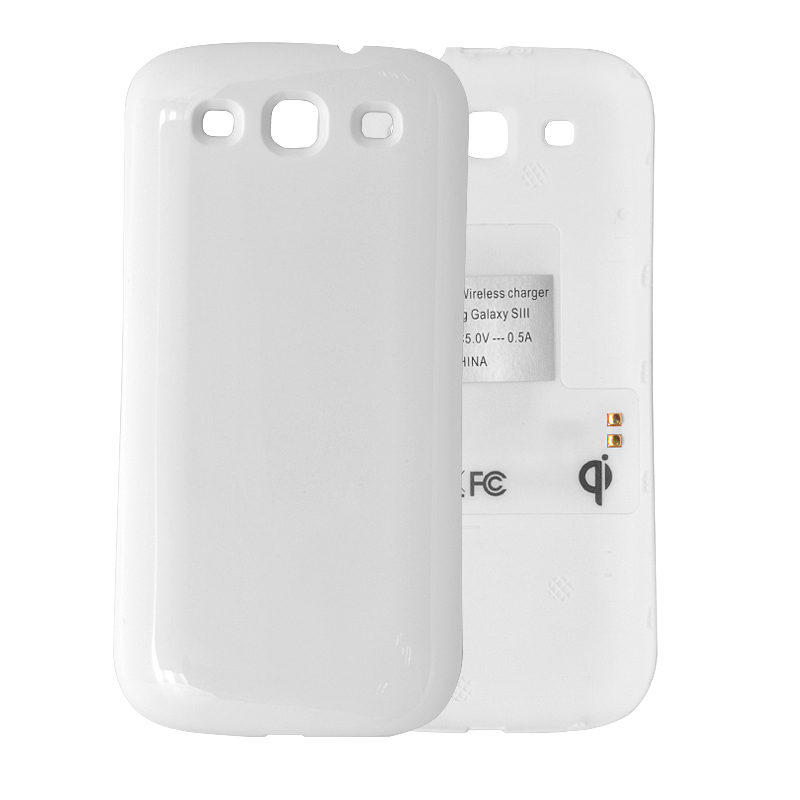 Wholesale Qi Wireless Charging Back Cover for Samsung Galaxy S3 - Ultra Thin