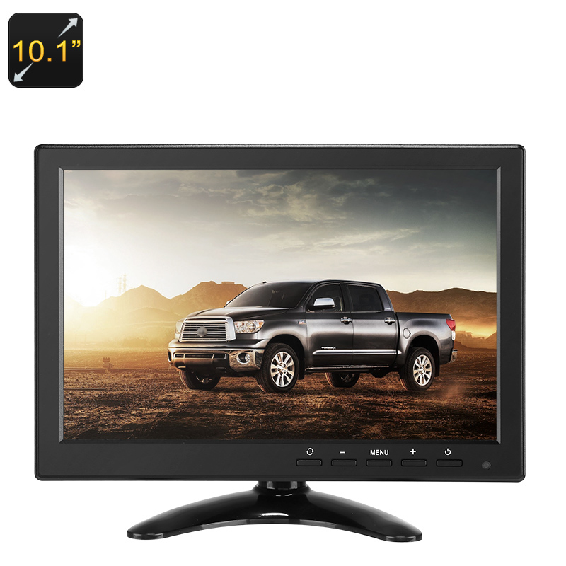 Wholesale 10.1 Inch TFT LCD Monitor with Built-In Speakers (1280x800, HDMI